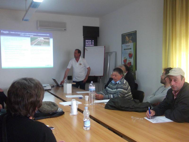 Corso formazione agricoltori